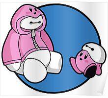 Kirby hero 6 Poster