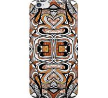 iphone case - black and tan iPhone Case/Skin
