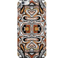 iphone case - black and tan iPhone Case/Skin