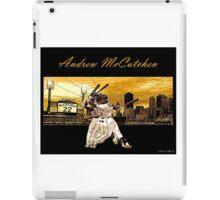 Andrew McCutchen iPad Case/Skin