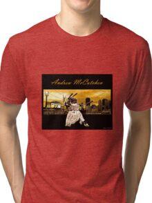 Andrew McCutchen Tri-blend T-Shirt