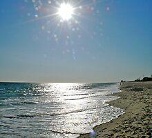 October at Matunuck Beach - Rhode Island - US by Jack McCabe