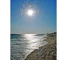 October at Matunuck Beach - Rhode Island - US Photographic Print