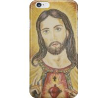 Sacred Heart iPhone Case/Skin
