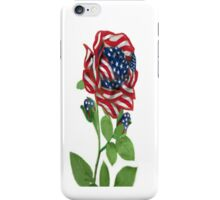 ⊱✿ ✿⊰⊹ Stars & Stripes Rose i Phone Case Made in Remembrance of 9-11⊱✿ ✿⊰⊹  iPhone Case/Skin