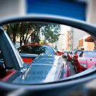 Ferrari Parade by Jack DiMaio