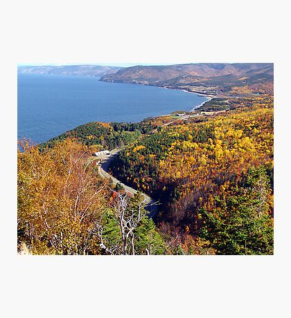 Autumn at Pleasant Bay Photographic Print