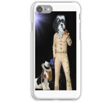 ♫ ♬ ♪ Singing U Ain't Nothin But A Hound Dog iPhone Case  ♫ ♬ ♪ iPhone Case/Skin
