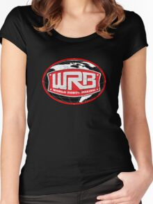 World Robot Boxing Women's Fitted Scoop T-Shirt