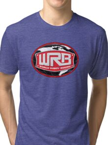 World Robot Boxing Tri-blend T-Shirt