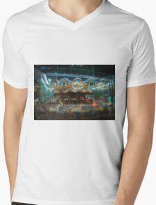 Round & Round  Mens V-Neck T-Shirt