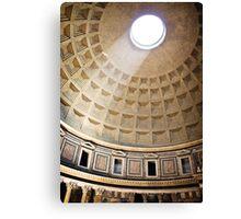 Pantheon, Rome Canvas Print