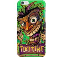 Tiki Time iPhone Case/Skin