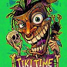 Tiki Time by Brian Allen