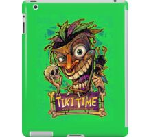 Tiki Time iPad Case/Skin