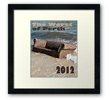 2012 Calendar Cover Framed Print