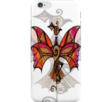 iphone case - celtic bird iPhone Case/Skin