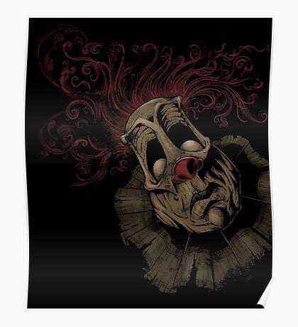 Dark Clown Poster
