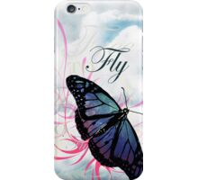Free To Fly V2 iPhone Case iPhone Case/Skin
