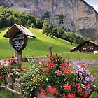 Lauterbrunnen by Kelly Kingston