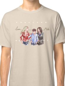 Swan Mills Family (Once Upon a Time) Classic T-Shirt