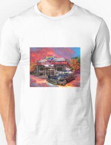 """Jerry's Curb Service"" T-Shirt"