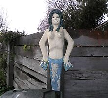 Nannup Mermaid by Sharon by TheLazyAussie