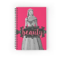 Beauty. Spiral Notebook