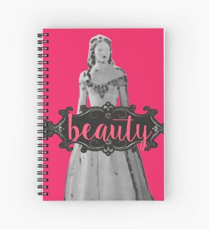 Beauty. Spiral Notebook