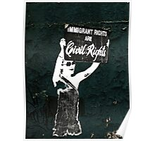 Fight for your rights Poster
