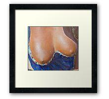 Garden Centre Breasts Framed Print