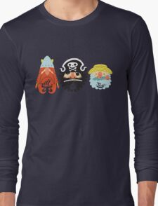 All Abeard! Long Sleeve T-Shirt