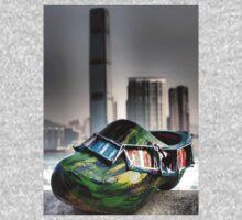 shoe art in Hong Kong Kids Clothes