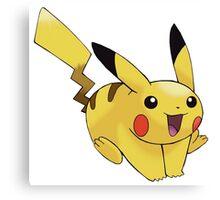 Pokemon Anime Character (P005) Canvas Print
