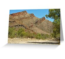 Ross River Greeting Card