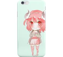 Cute Pastel Green and Pink Phone Case iPhone Case/Skin