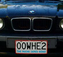 007 BMW by Allan Johnston