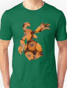Gourgeist used trick-or-treat Unisex T-Shirt