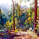 A Sparkly Bush Morning by Lynda Robinson