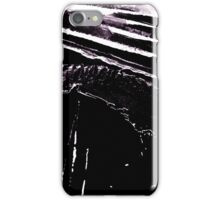 Ice abstract - iPhone case iPhone Case/Skin