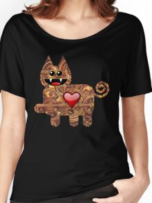 KITTEN 2/6 Women's Relaxed Fit T-Shirt