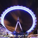London Eye - But Fast! by Peter Tachauer