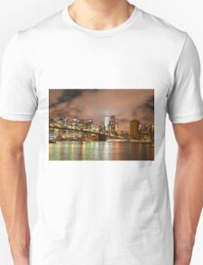 Cloudy Nights  Unisex T-Shirt