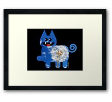 KITTEN  1/6 Framed Print