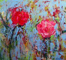 Rose garden  by Karin Zeller