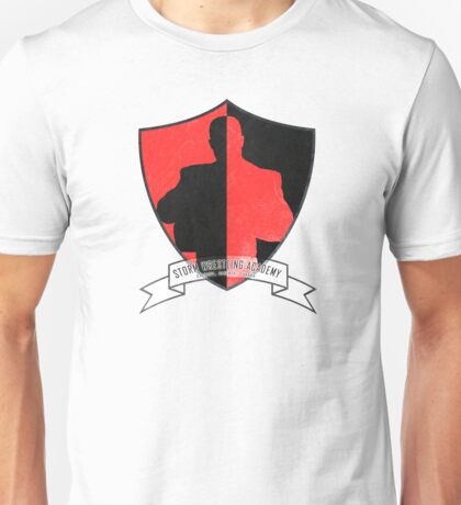 Storm Wrestling Academy - Lance Storm Seal of Approval Unisex T-Shirt