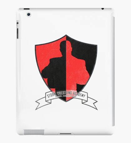 Storm Wrestling Academy - Lance Storm Seal of Approval iPad Case/Skin