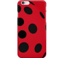 Lady Bug iPhone case iPhone Case/Skin