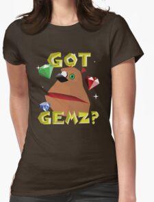 Got Gemz?  Womens Fitted T-Shirt