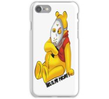 Psycho Pooh iPhone Case/Skin